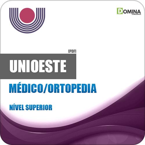 Apostila UNIOESTE PR 2019 Médico Ortopedia