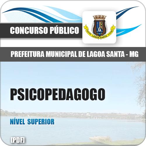 Pref Lagoa Santa MG 2018 Psicopedagogo