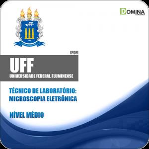 Apostila UFF RJ 2019 Técnico de Laboratório Microscopia Eletrônica