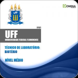 Apostila UFF RJ 2019 Técnico de Laboratório Biotério