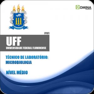 Apostila UFF RJ 2019 Técnico de Laboratório Microbiologia
