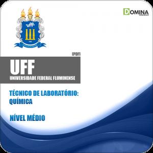 Apostila UFF RJ 2019 Técnico de Laboratório Química