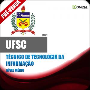 Apostila UFSC 2019 Técnico de Tecnologia da Informação