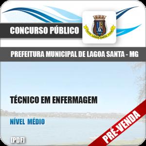 Apostila Pref Lagoa Santa MG 2018 Técnico em Enfermagem