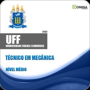 Apostila UFF RJ 2019 Técnico em Mecânica