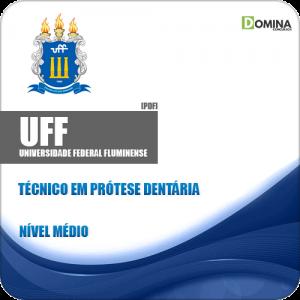 Apostila UFF RJ 2019 Técnico em Prótese Dentária