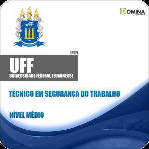 Apostila UFF RJ 2019 Técnico em Segurança do Trabalho