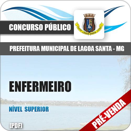 Apostila Pref Lagoa Santa MG 2018 Enfermeiro
