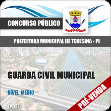 pref teresina pi guarda civil municipal