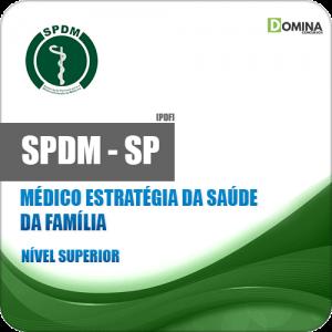 Apostila SPDM SP 2018 Médico Estratégia de Saúde da Família