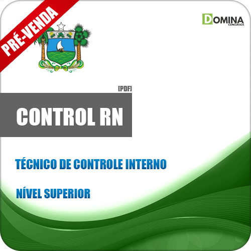 Apostila CONTROL RN 2019 Técnico de Controle Interno