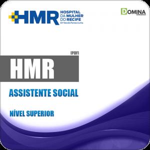 Apostila HMR 2019 Assistente Social