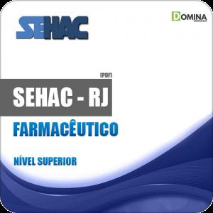 Apostila SEHAC 2019 Farmacêutico
