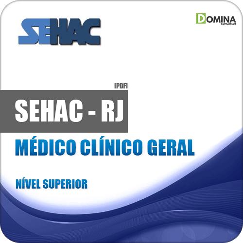 Apostila SEHAC 2019 Médico Clínico Geral