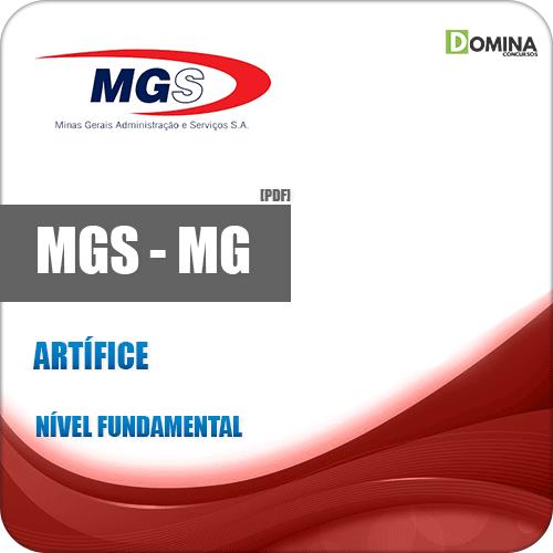 Apostila MGS 2019 Artífice
