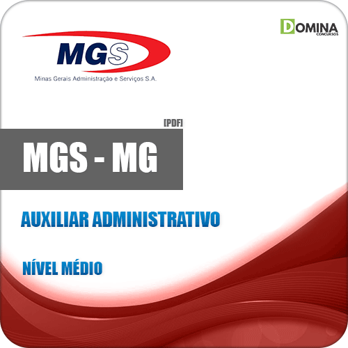 Apostila MGS 2019 Auxiliar Administrativo