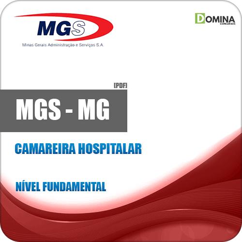 Apostila MGS 2019 Camareira Hospitalar