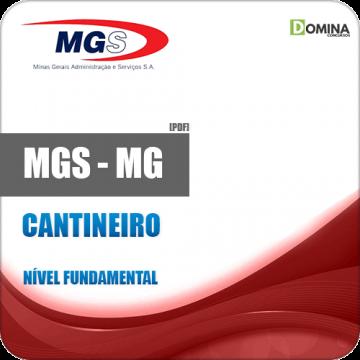 Apostila MGS 2019 Cantineiro