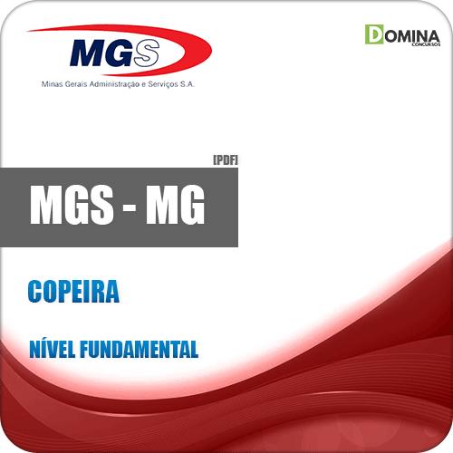 Apostila MGS 2019 Copeira