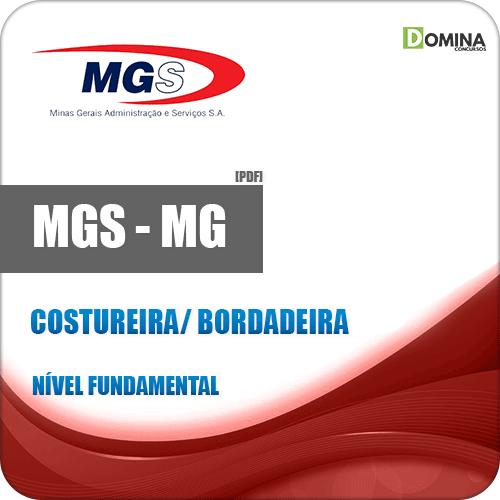 Apostila MGS 2019 Costureira Bordadeira