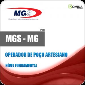 Apostila MGS 2019 Operador de Poço Artesiano