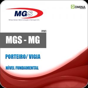 Apostila MGS 2019 Porteiro Vigia