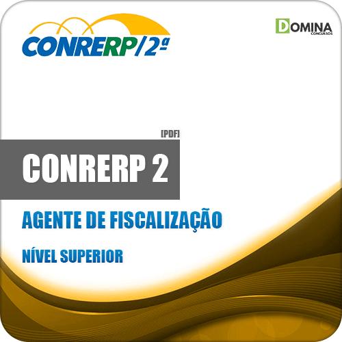 Apostila CONRERP 2 Regiao 2019 Agente de Fiscalização