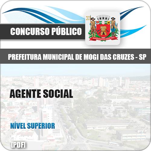 Apostila Concurso SEDEST DF 2019 Agente Social