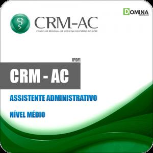 Apostila CONRERP 2 Regiao 2019 Assistente Administrativo