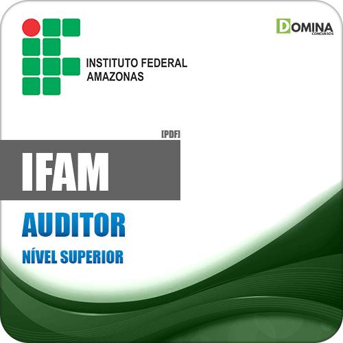 Apostila Concurso IFAM 2019 Auditor