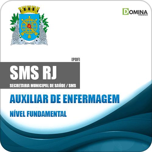 Apostila Concurso SMS RJ 2019 Auxiliar de Enfermagem