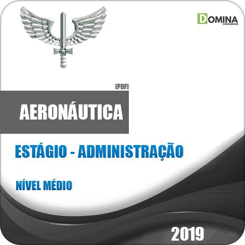 Apostila EAGS 2020 Aeronáutica Estágio Administração