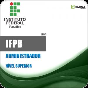Apostila Concurso IFPB 2019 Administrador