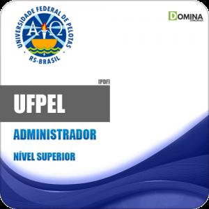 Apostila Concurso UFPEL 2019 Administrador