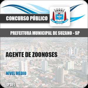 Apostila Prefeitura Suzano SP 2019 Agente de Zoonoses
