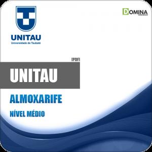 Apostila Concurso UNITAU 2019 Almoxarife