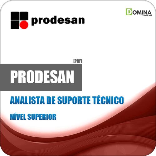 Apostila PRODESAN 2019 Analista de Suporte Técnico
