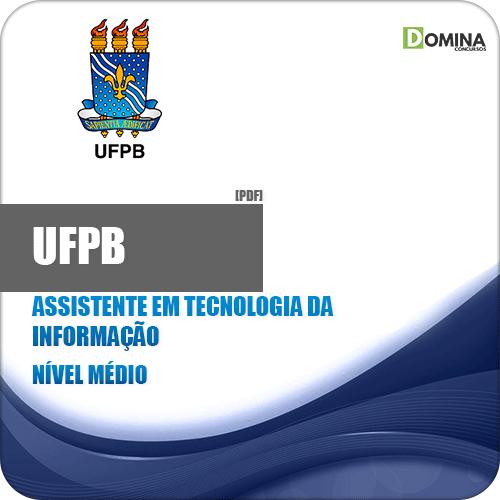 Apostila UFPB 2019 Assistente em Tecnologia da Informação
