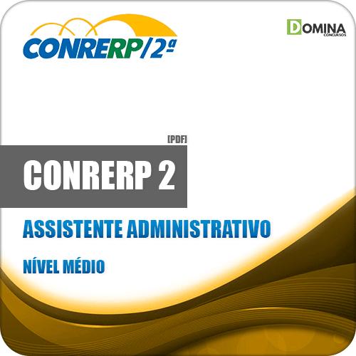 Apostila Concurso CRM AC 2019 Assistente Administrativo