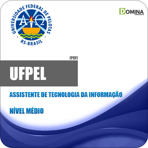 Apostila UFPEL 2019 Assistente de Tecnologia da Informação