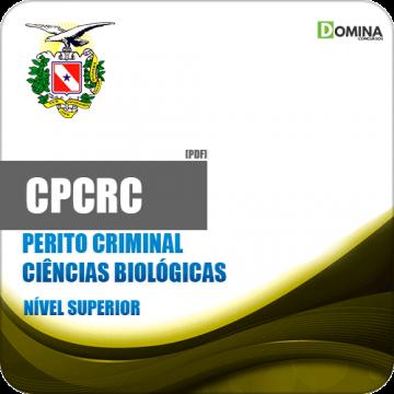 Apostila Concurso CPC RC PA 2019 Ciências Biológicas