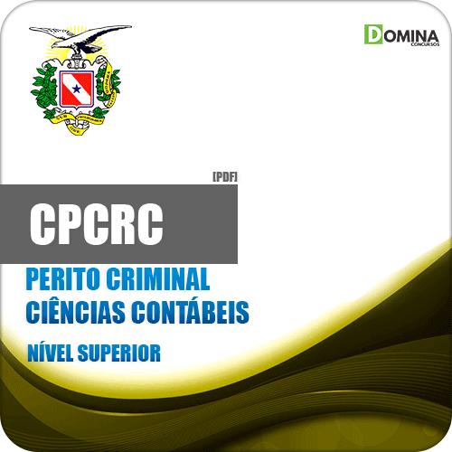 Apostila Concurso CPC RC PA 2019 Engenharia Agronômica
