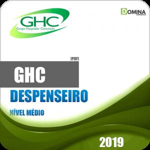 Apostila Concurso GHC 2019 Despenseiro