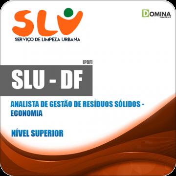 Apostila Concurso SEDEST DF 2019 Economia