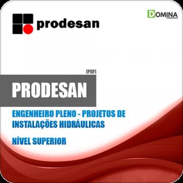 Apostila PRODESAN 2019 Engenheiro Instalações Hidráulicas