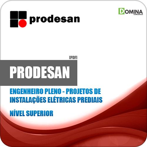 Apostila PRODESAN 2019 Engenheiro Instalações Elétricas