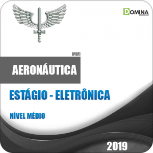 Apostila EAGS 2020 Aeronáutica Estágio Eletrônica