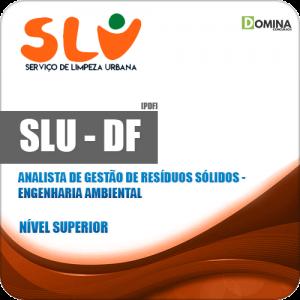Apostila Concurso SLU DF 2019 Engenharia Ambiental