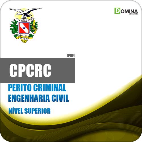 Apostila Concurso CPC RC PA 2019 Engenharia Civil