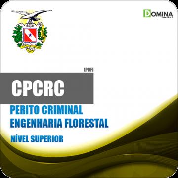 Apostila Concurso CPC RC PA 2019 Engenharia Florestal